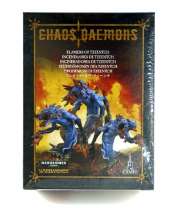 Daemons of Chaos Flamers of Tzeentch