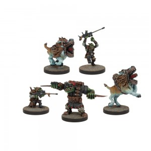 Deadzone Marauders Specialists Booster