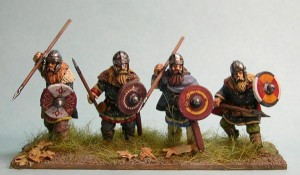 Early Saxon - Heavy Infantry