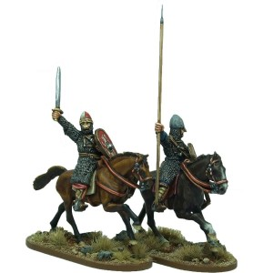 Norman: Mounted Warlord & Bannerman