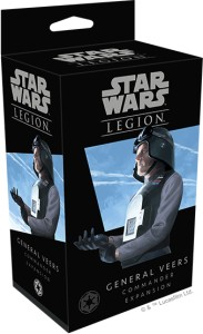 Star Wars: Legion - General Veers (Commander)