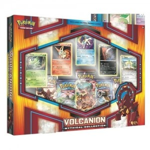 Pokemon: Volcanion Mythical Collection Set