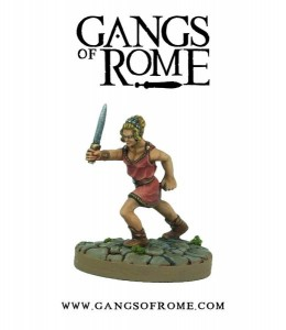 Gangs of Rome: Fighter Decimus