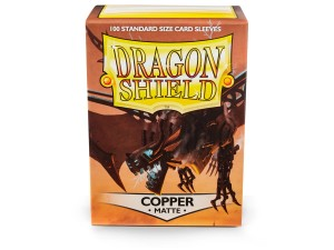 Dragon Shield Matte Copper (100 szt.)