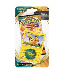 Pokemon Darkness Ablaze Checklane Blister PIKACHU