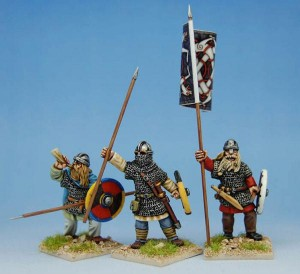 Early Saxon - Heavy Infantry Command