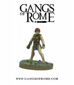 Gangs of Rome: Fighter Octavus