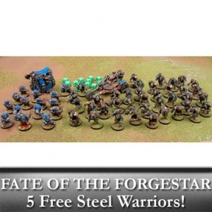 Fate of the Forgestar Battleset (57 figurek)