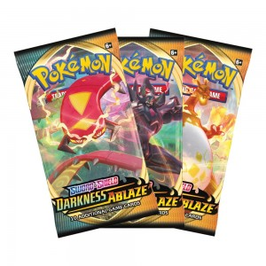 Pokemon Darkness Ablaze Booster