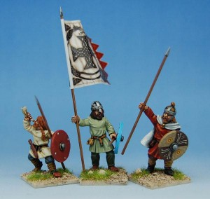 Early Saxon - Infantry Command