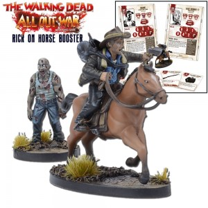 All Out War: Rick On Horse