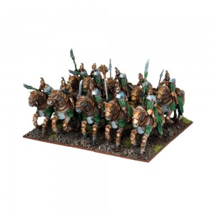 Elf Stormwind Cavalry Regiment (10 figurek)