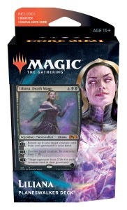 MtG: Core Set 2021 Liliana Planeswalker Deck