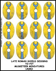 Late Roman Shield Transfers 1