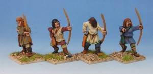 Early Saxon - Archers
