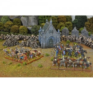 Undead One Player Battle Set (50 figurek)