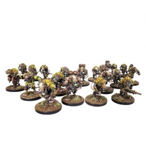 Veer-myn Night Crawlers Platoon (20 figurek)