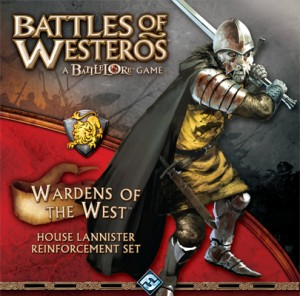 Battle of Westeros: Wardens of the West - uszkodzony