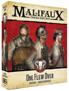 Malifaux: One Flew Over