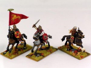 Early Saxon - Cavalry Command
