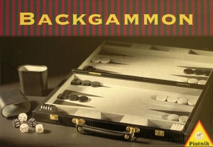 Backgammon Piatnik