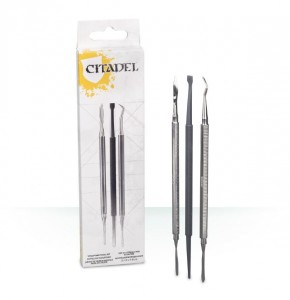 Citadel Sculpting Tool Set