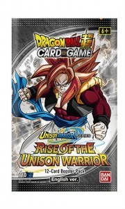 Dragon Ball Super Card game: Rise of the Unison Warrior
