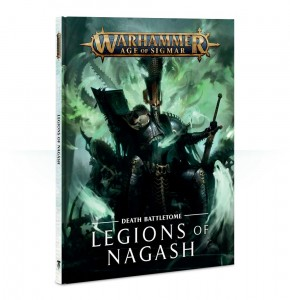 Battletome: Legions of Nagash (Eng)