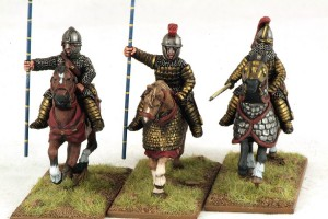 Late Roman Cataphracts