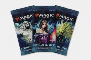 Magic the Gathering: Ultimate Masters