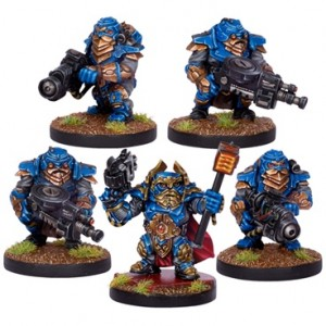 Forge Fathers Stormrage Veterans (5 figurek)