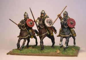 Early Saxon - Noble Cavalry