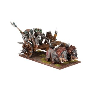 Orc Gore Chariot (1 figurka)