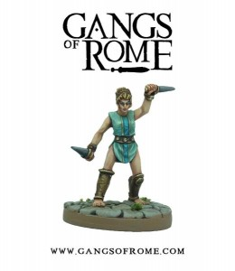 Gangs of Rome: Fighter Nonus