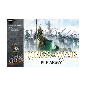 Elf Army Set (71 figurek)