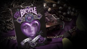 Karty Bicycle Anne Stokes Dark Hearts