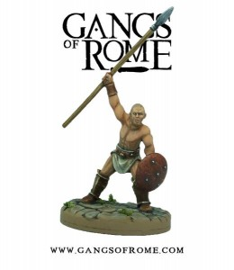 Gangs of Rome: Fighter Quartus