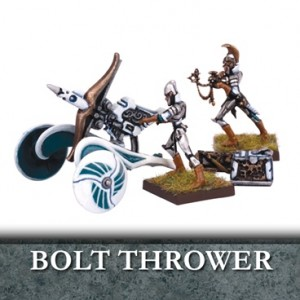 Elf Bolt Thrower (3 figurki)