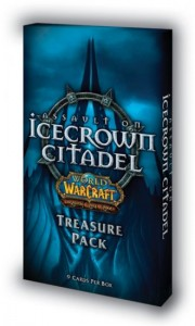 WOW: Assault on Icecrown Citadel Treasure Pack