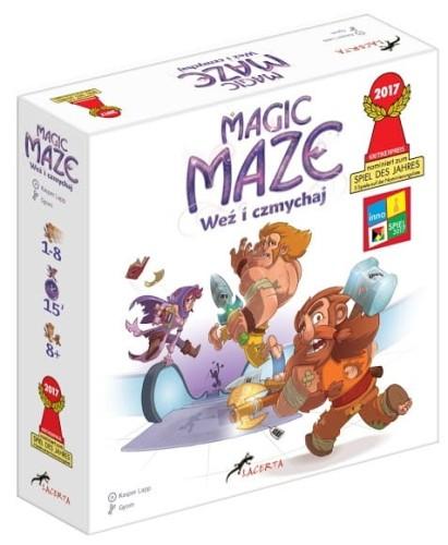 Magic Maze - Weź i czmychaj w Planszomania - Wyszukiwarka gier
