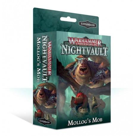 Warhammer Underworld: Mollog's Mob