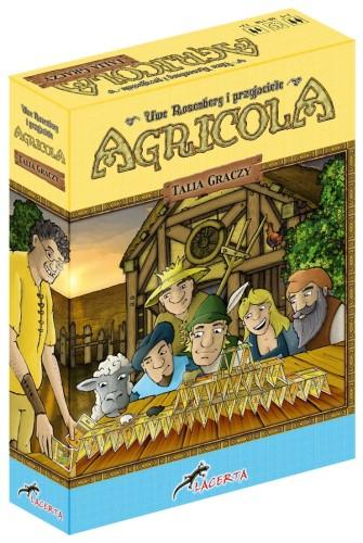 Agricola - talia graczy