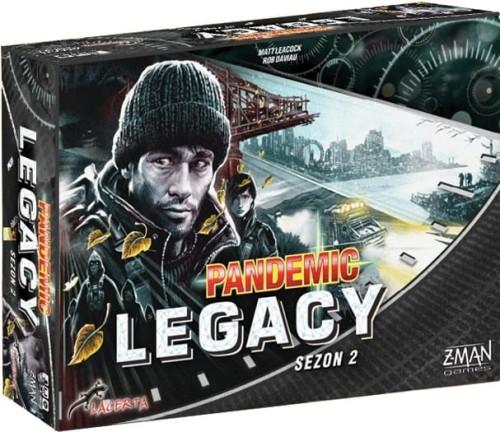 Pandemia Legacy: Sezon 2