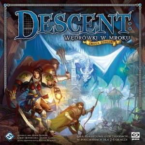 Descent: Wędrówki w Mroku (edycja 2)