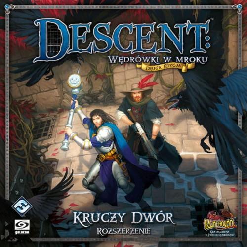 Descent: Wędrówki w mroku - Kruczy Dwór (rozszerzenie)
