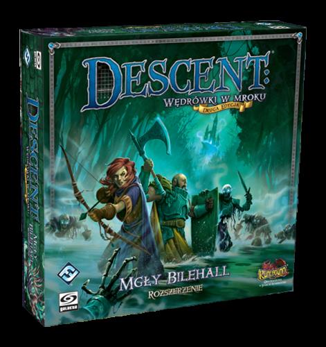 Descent - Mgły Bilehall