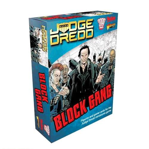 Judge Dredd: Block Gang
