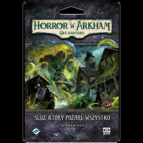Horror w Arkham LCG: Śluz, który pożarł wszystko