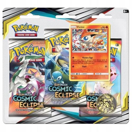 Pokemon TCG: Sun & Moon Cosmic Eclipse Blister - Victini