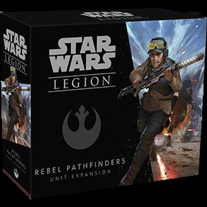 Star Wars: Legion - Rebel Pathfinders